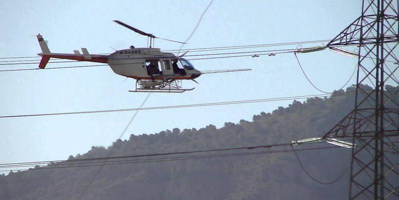 inspeccion-con-helicoptero